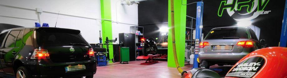Mantenimiento: Servicios de HRV Motor