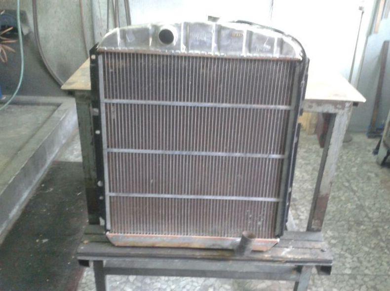 Reparación radiadores de coche