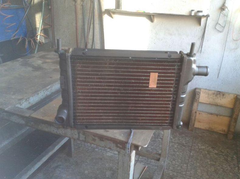 Reparación y limpieza de radiadores de vehículos en Madrid