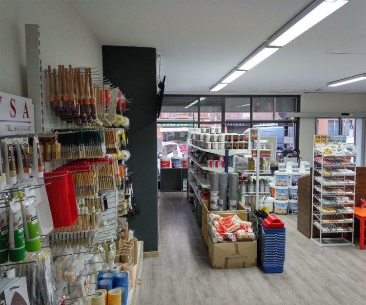 Productos para pintura y decoración en Palma de Mallorca