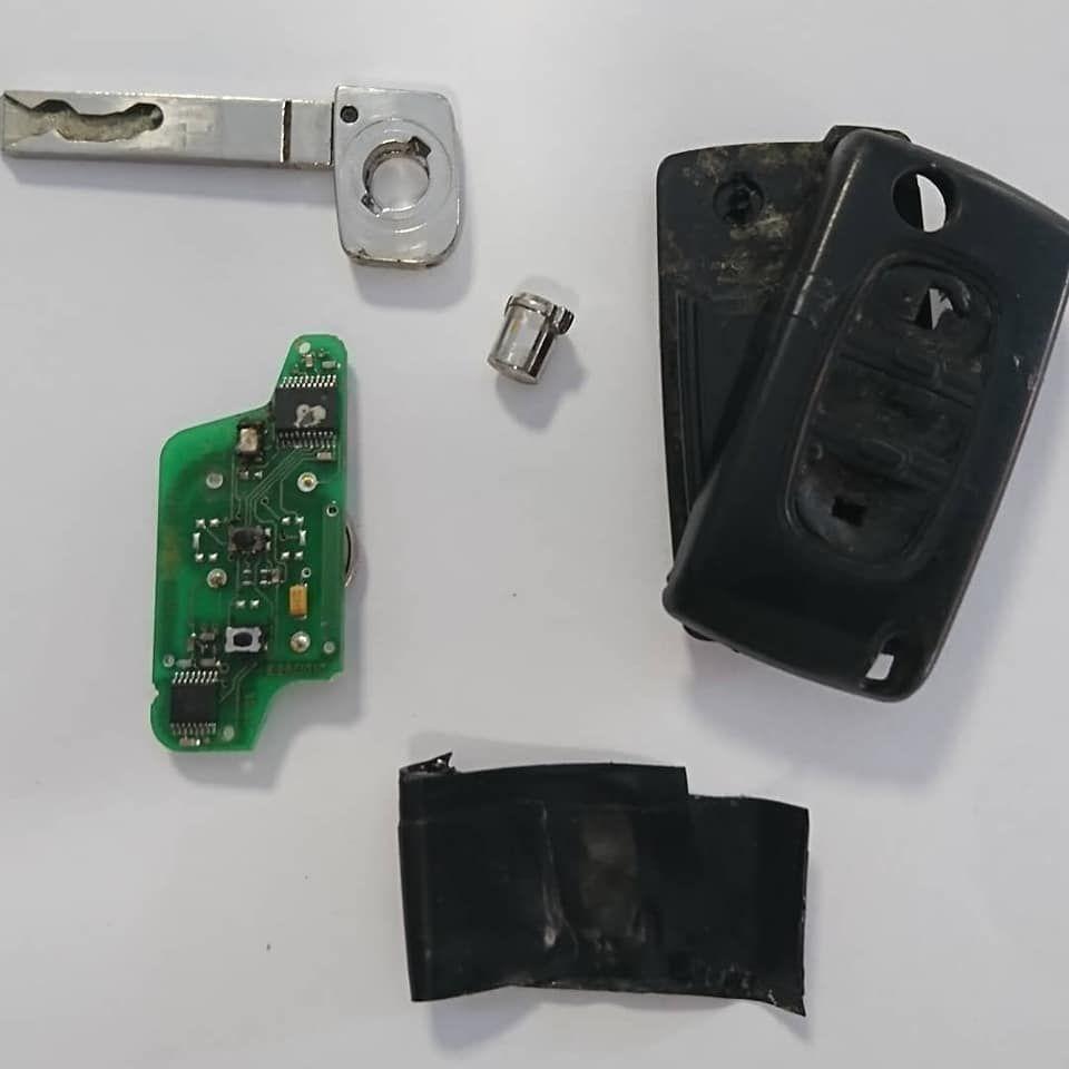 Duplicado llaves de coche Lleida