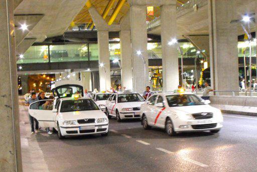 Servicio de taxi para la Sierra Norte al aeropuerto
