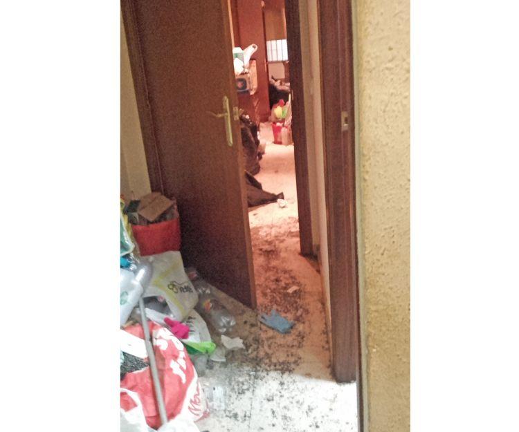 Expertos en limpieza de viviendas con síndrome de Diógenes