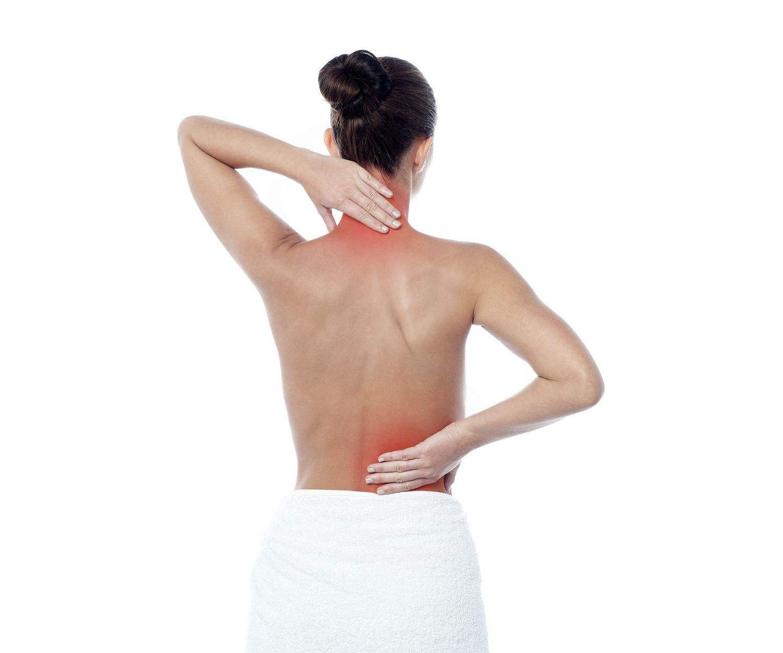 Tratamientos para dolencias de espalda en Méntrida