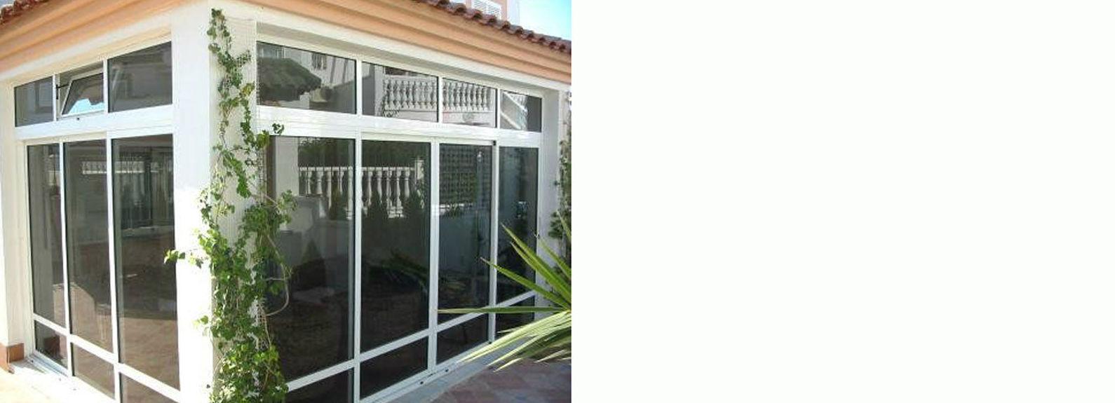 Ventanas de aluminio : Productos y servicios  de Persianas Sabadell