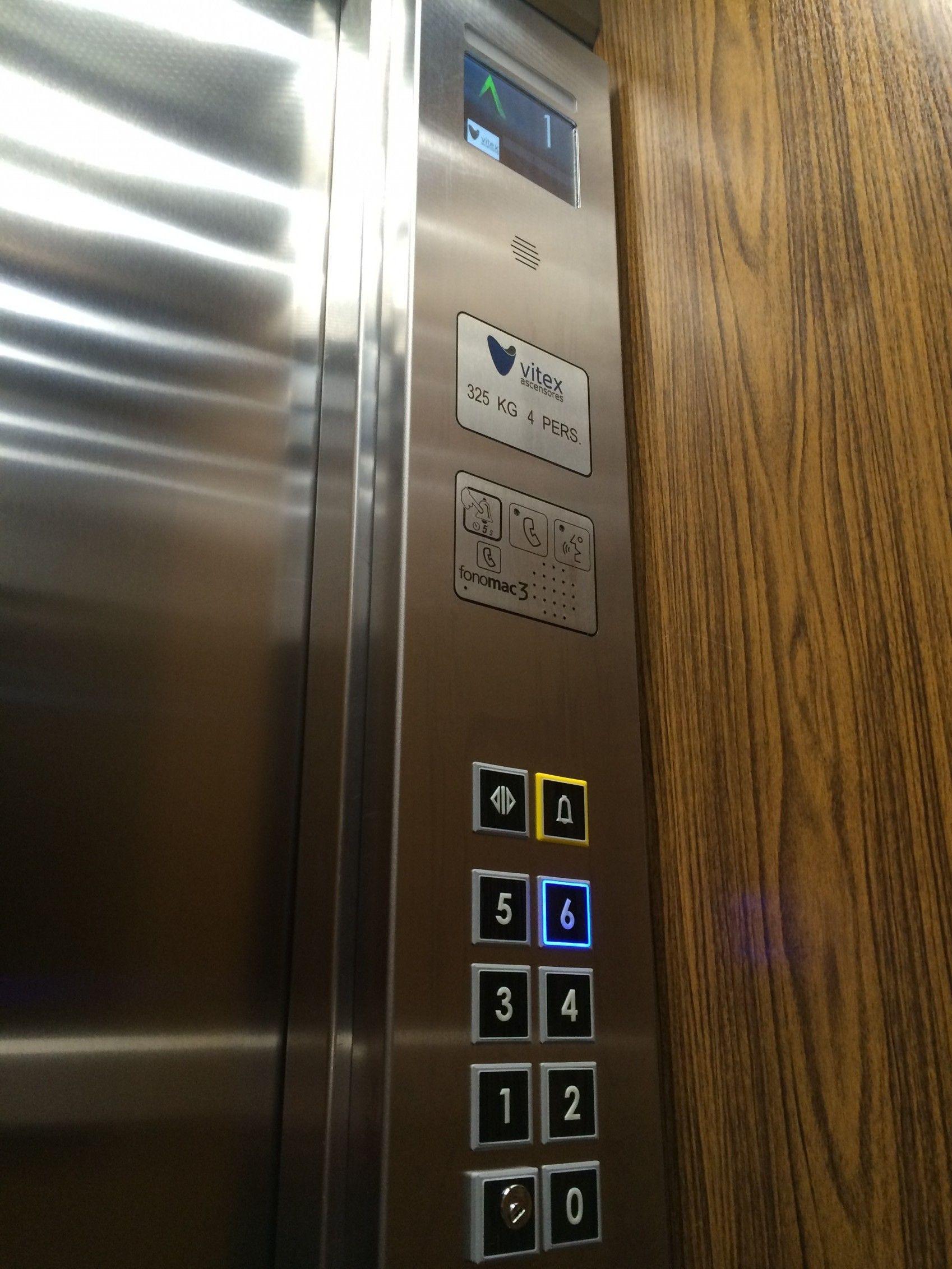 Renovación de cabinas: Servicios de Vitex Ascensores