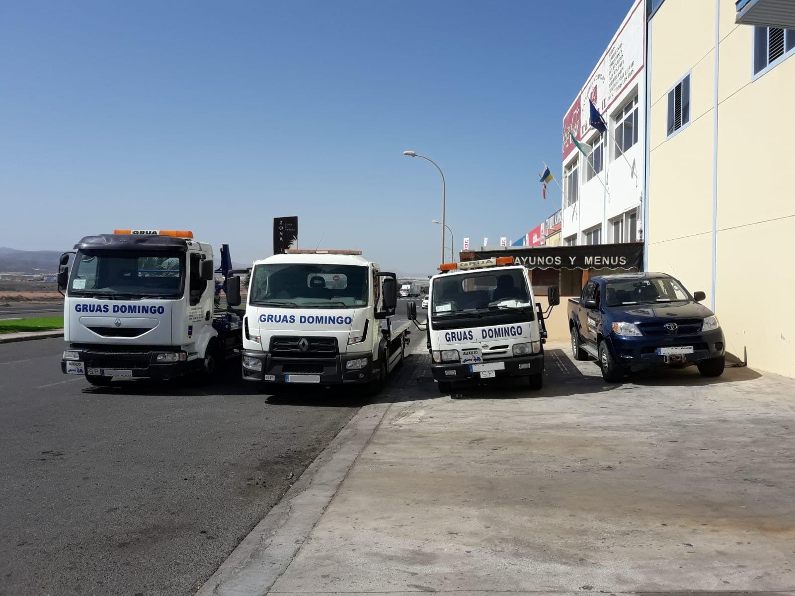 Transporte de vehículos Fuerteventura