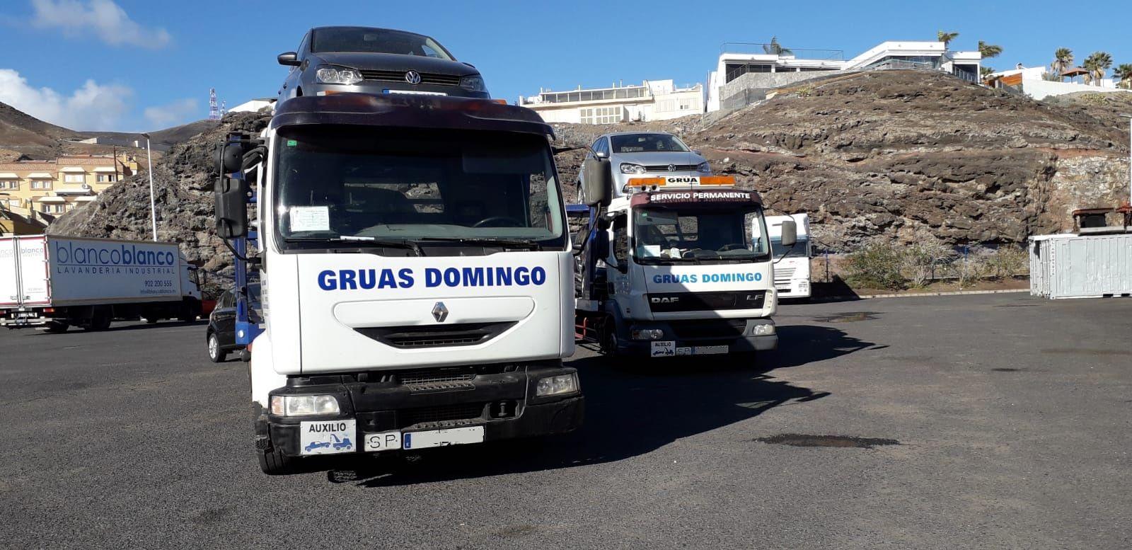 Asistencia en carretera Fuerteventura