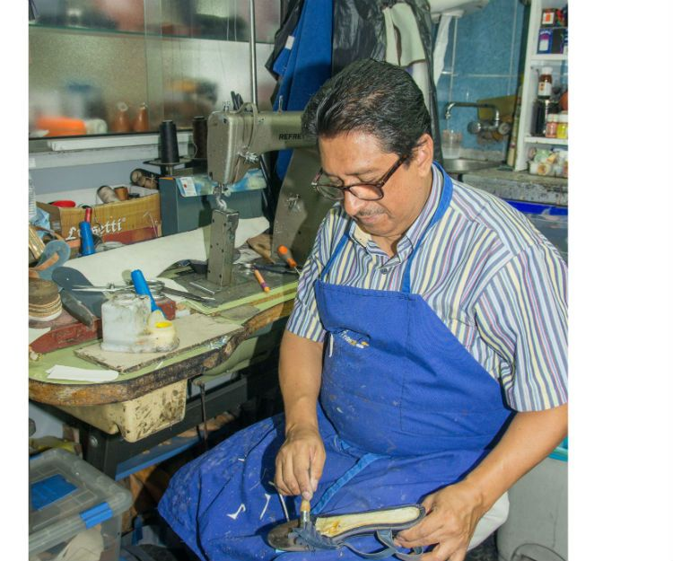 Zapateros profesionales en Leganés