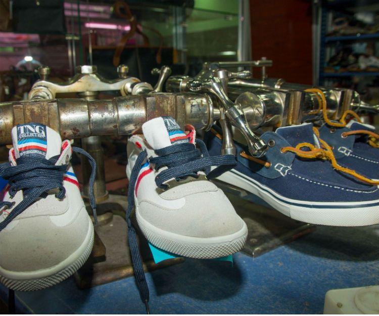Zapateros profesionales en todo tipo de calzado en Leganés