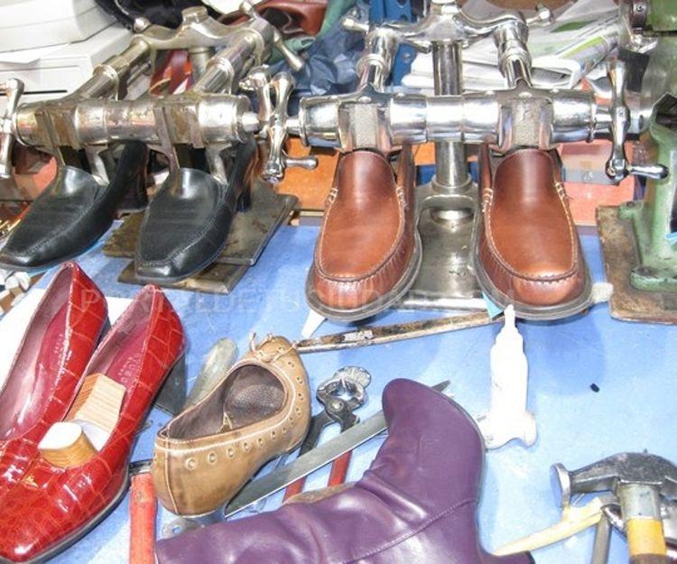 Tintes para calzado en Leganés