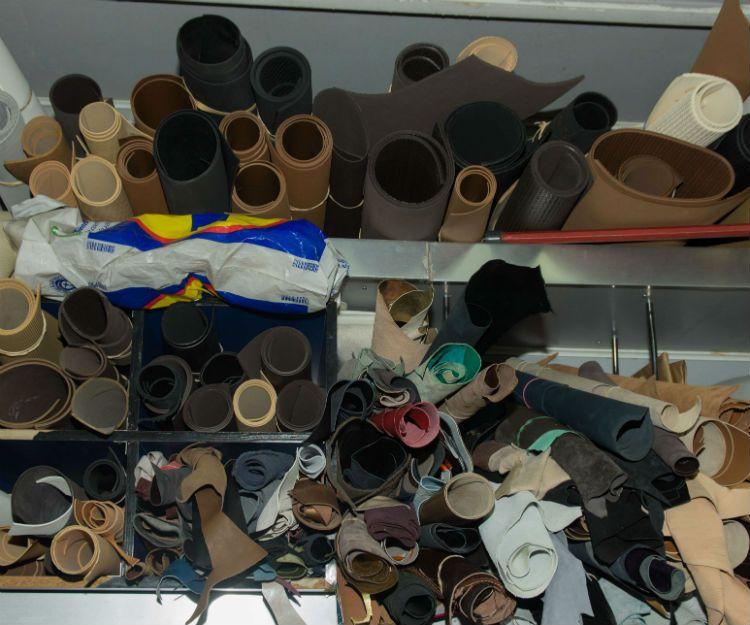 Pieles para el calzado en Leganés