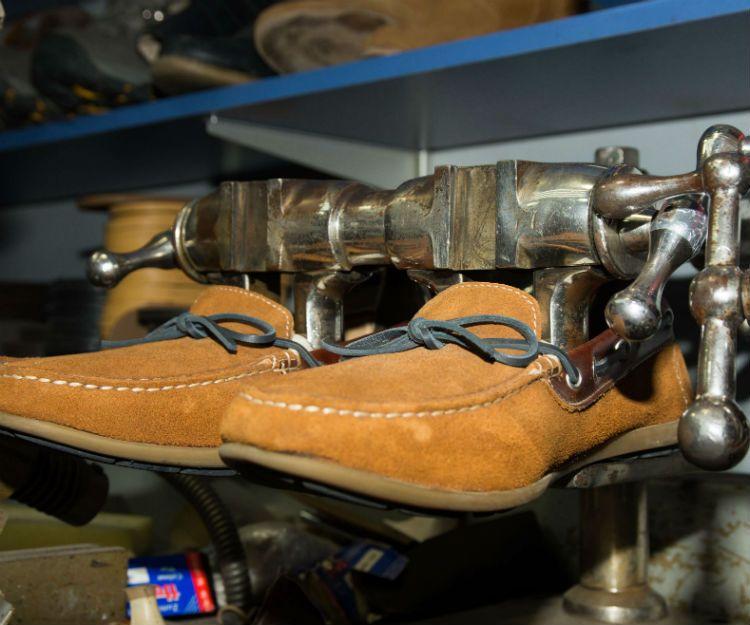 Reparación del calzado de cualquier material en Leganés