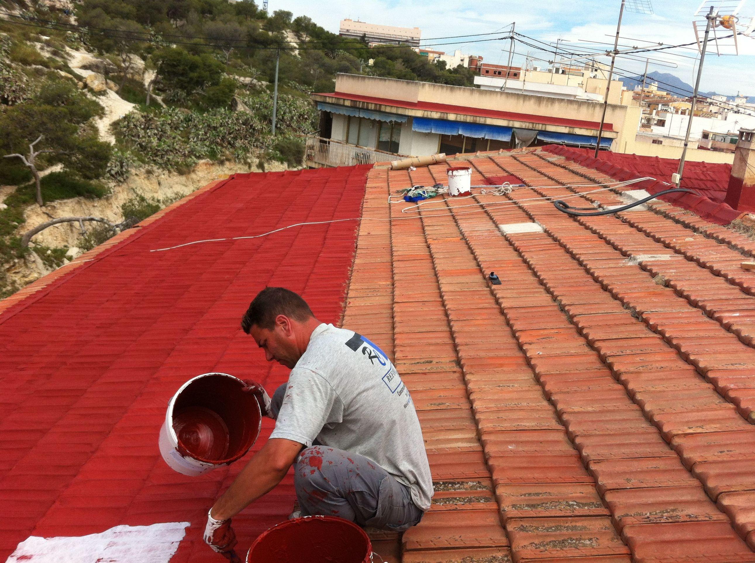 Reformas Carrion | Impermeabilizaciones en Alicante