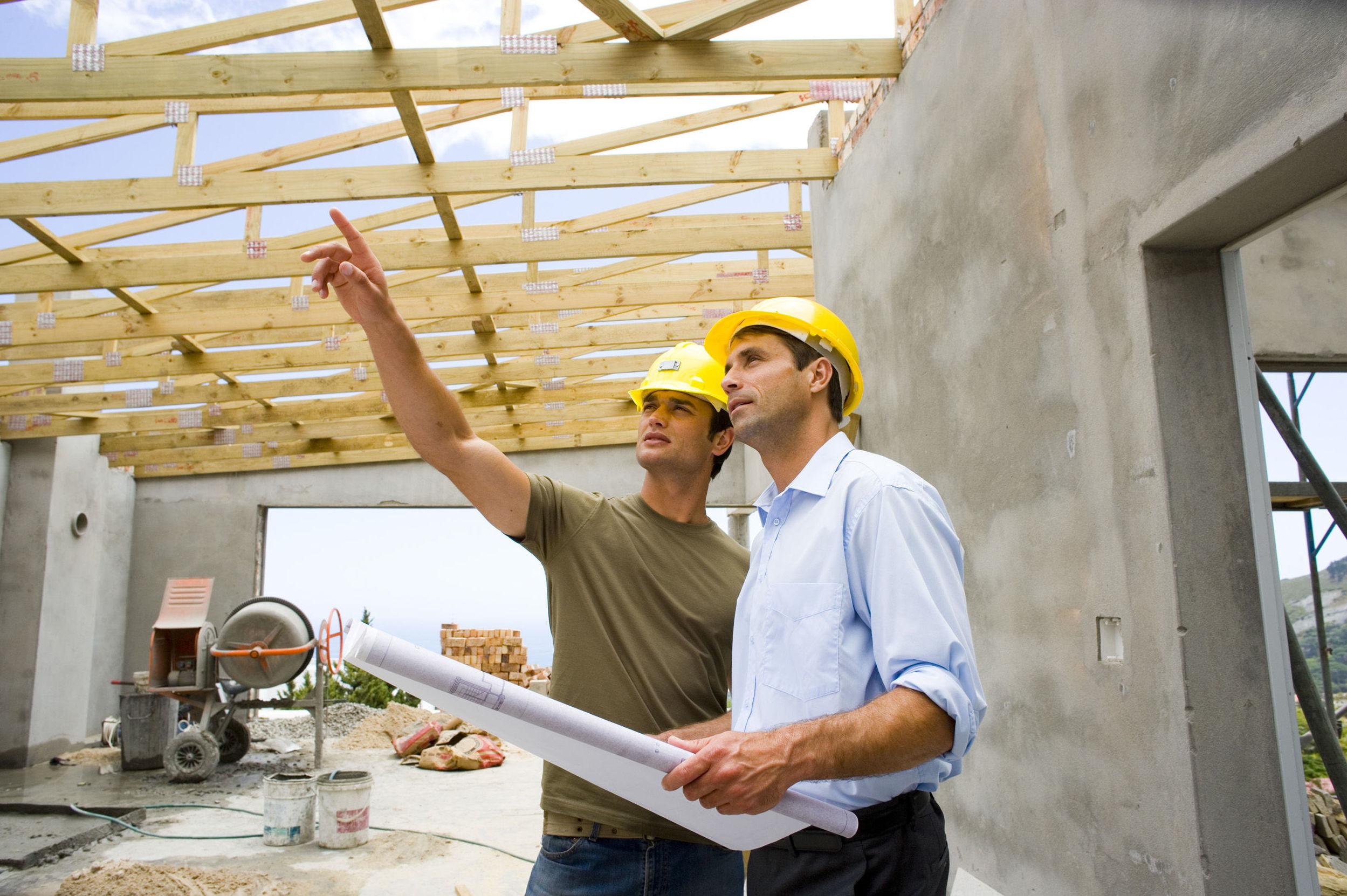 Servicios de pintura para reformas y construcción de obra nueva en Cáceres