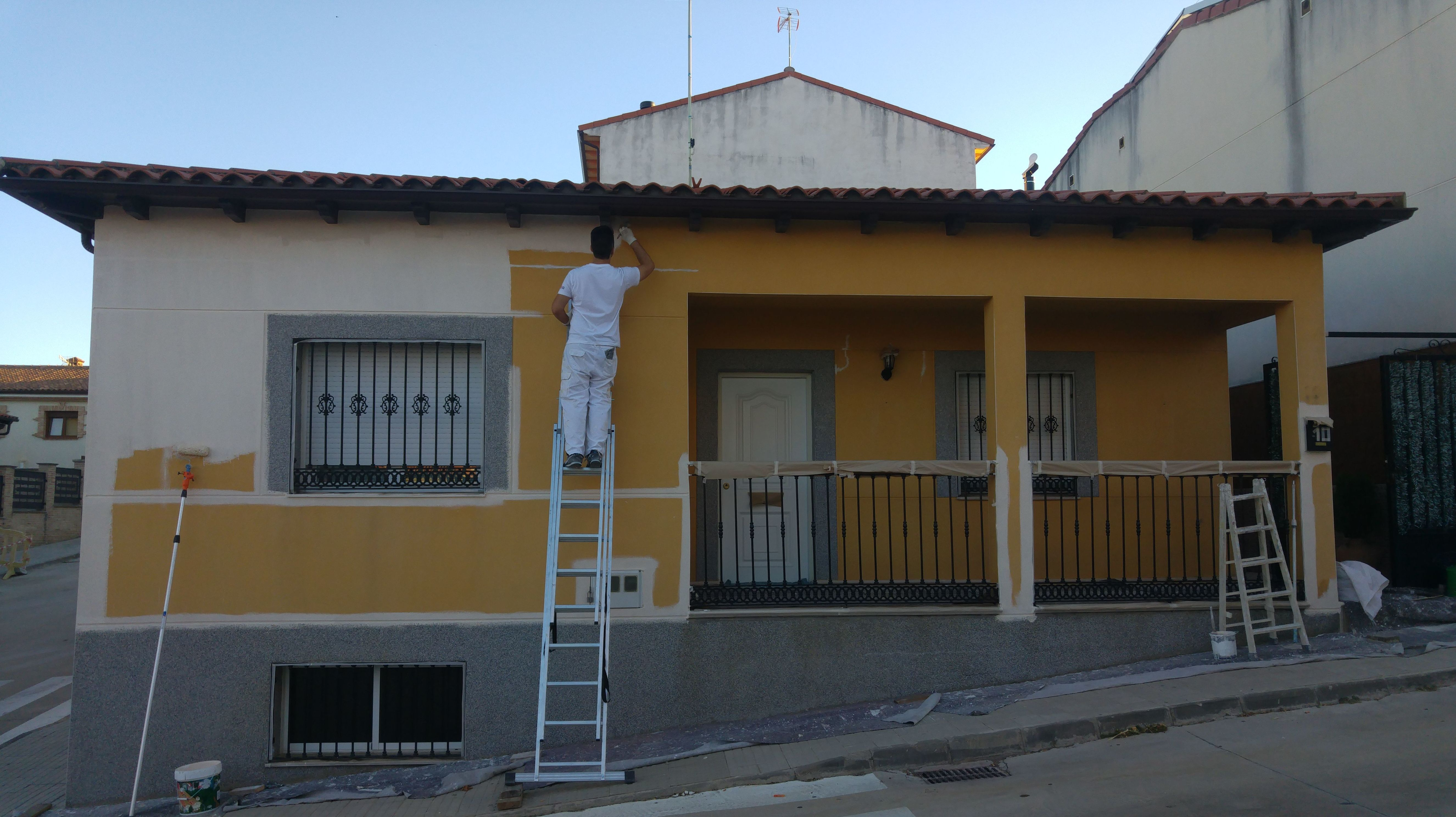 Pintores de fachada