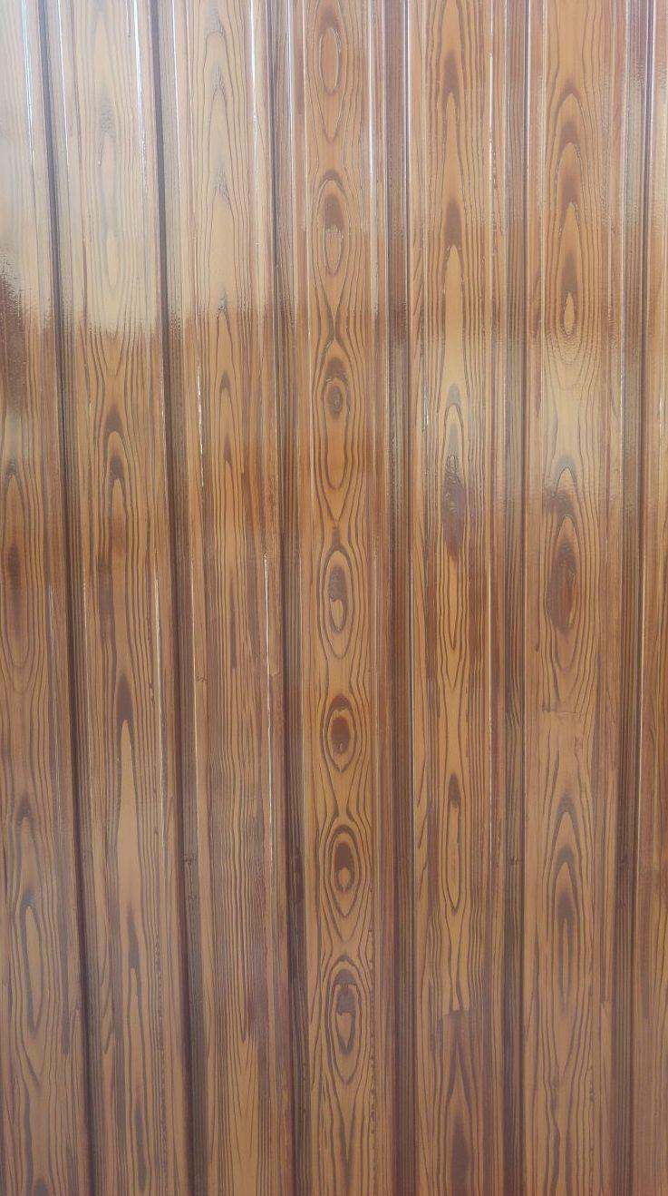 Imitación a madera