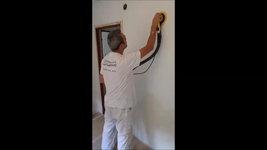 Alisados de gotelé: Servicios de Pintores Artedec }}
