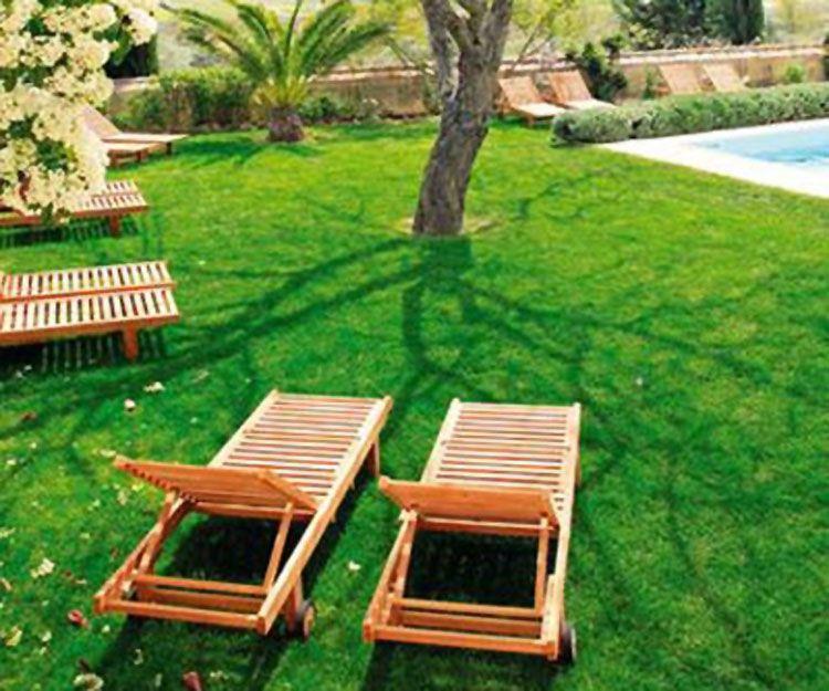 Césped artificial en Mallorca