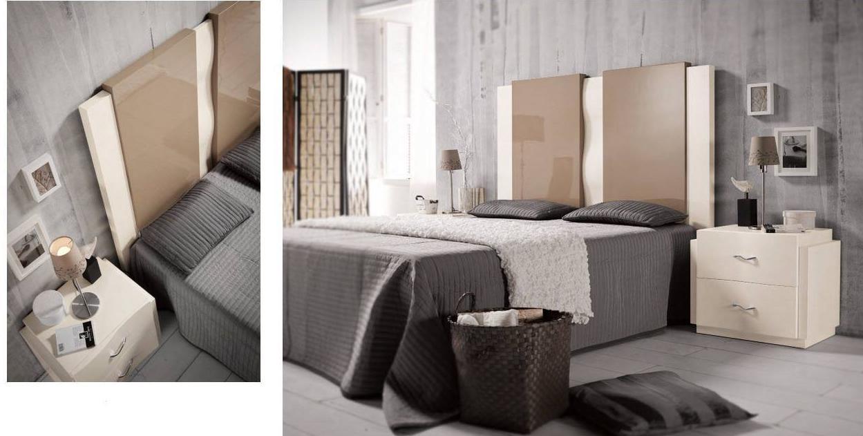 Mueble para dormitorio de diferentes estilos