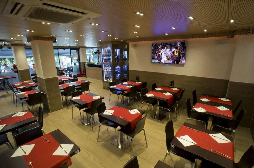 Foto 5 de Restaurante en Barcelona   Restaurante Ilodi