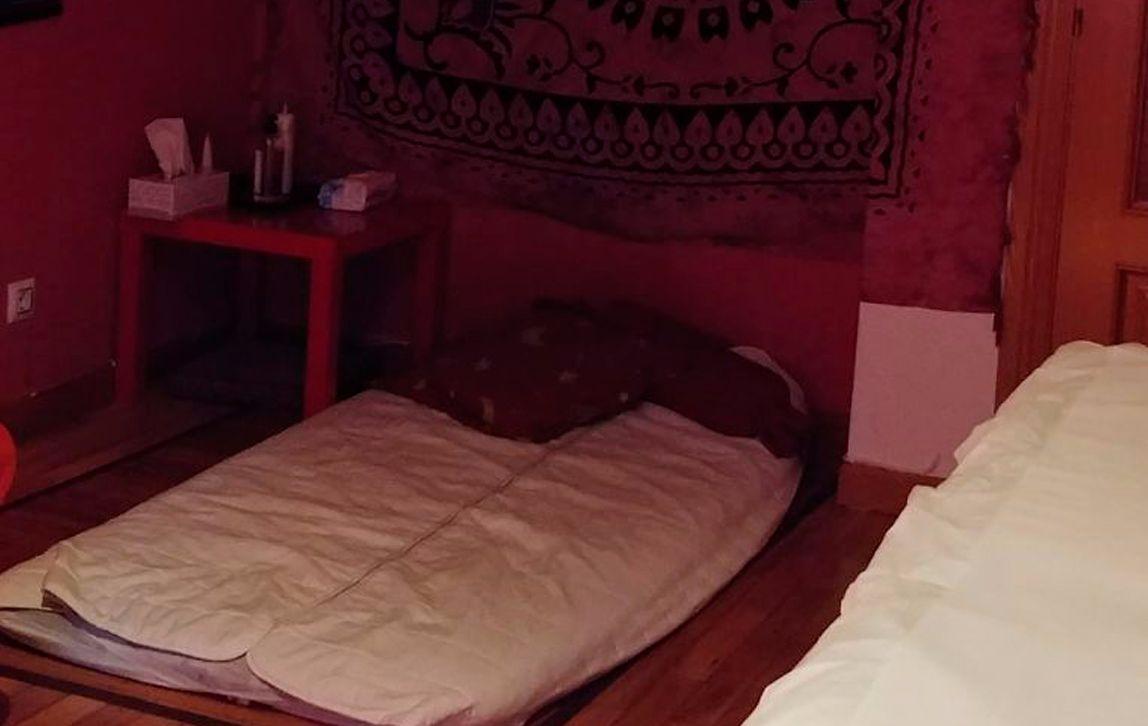 Masajes eróticos a cuatro manos en Valladolid