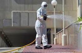 Limpieza y Desinfección de instalaciones