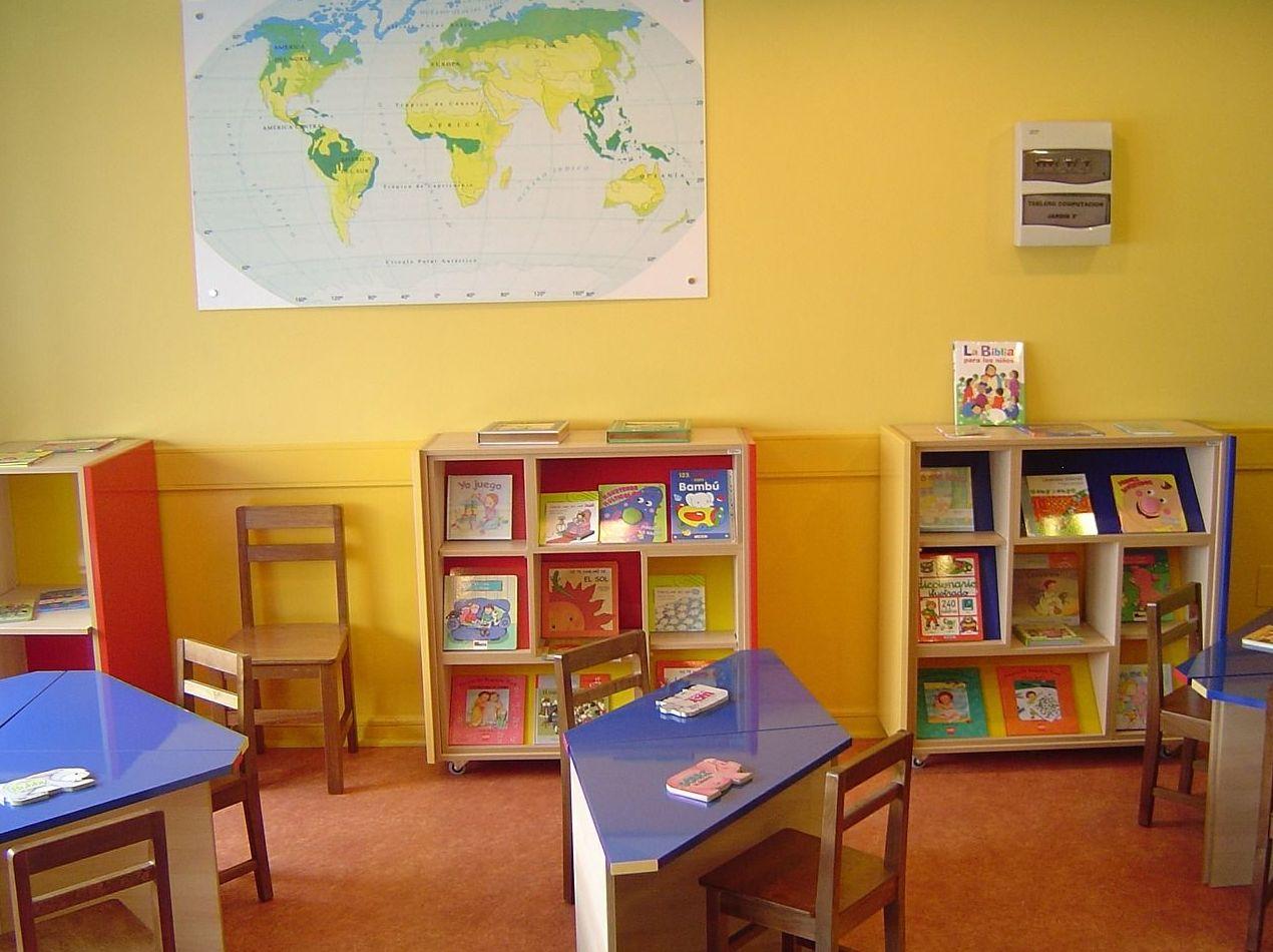 Limpieza de centros de enseñanza