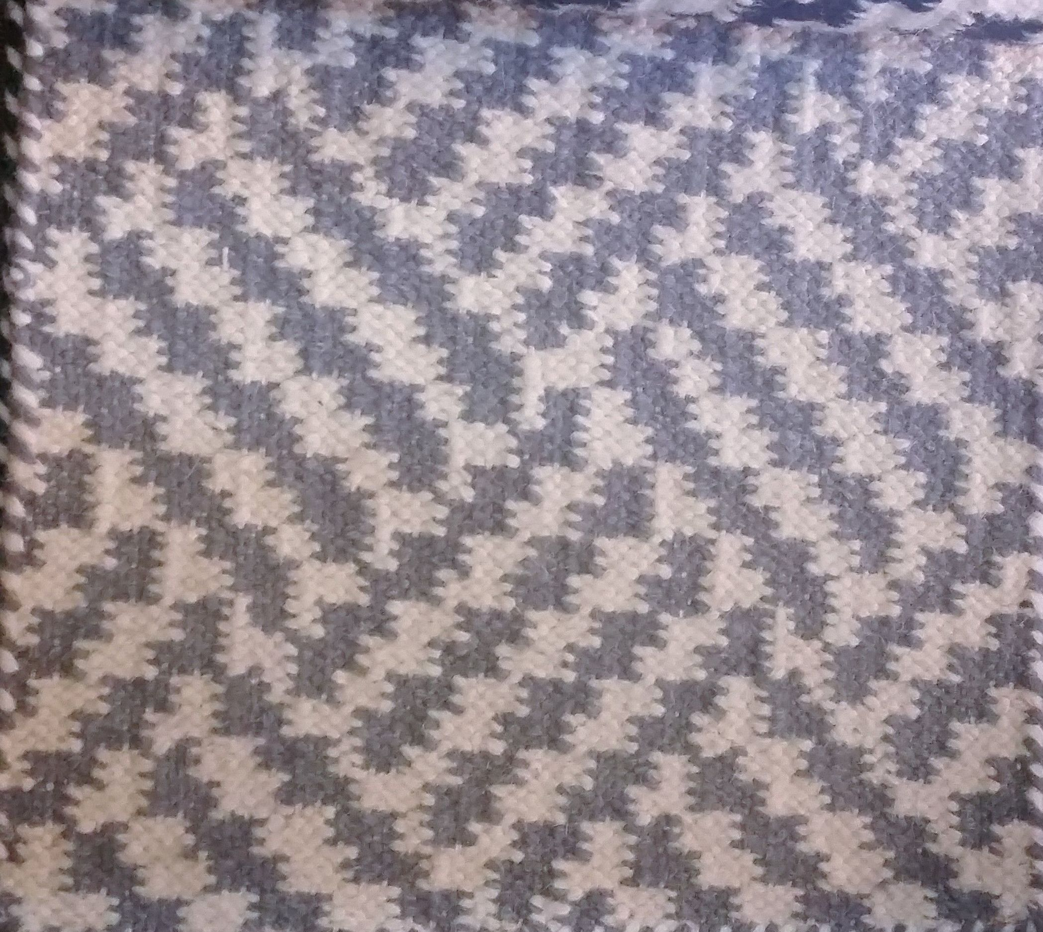 Colorido bicolor en alfombras de lana manual hechas a medida