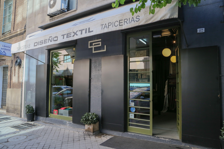 Tiendas de telas en el barrio de salamanca madrid - Telas salamanca ...
