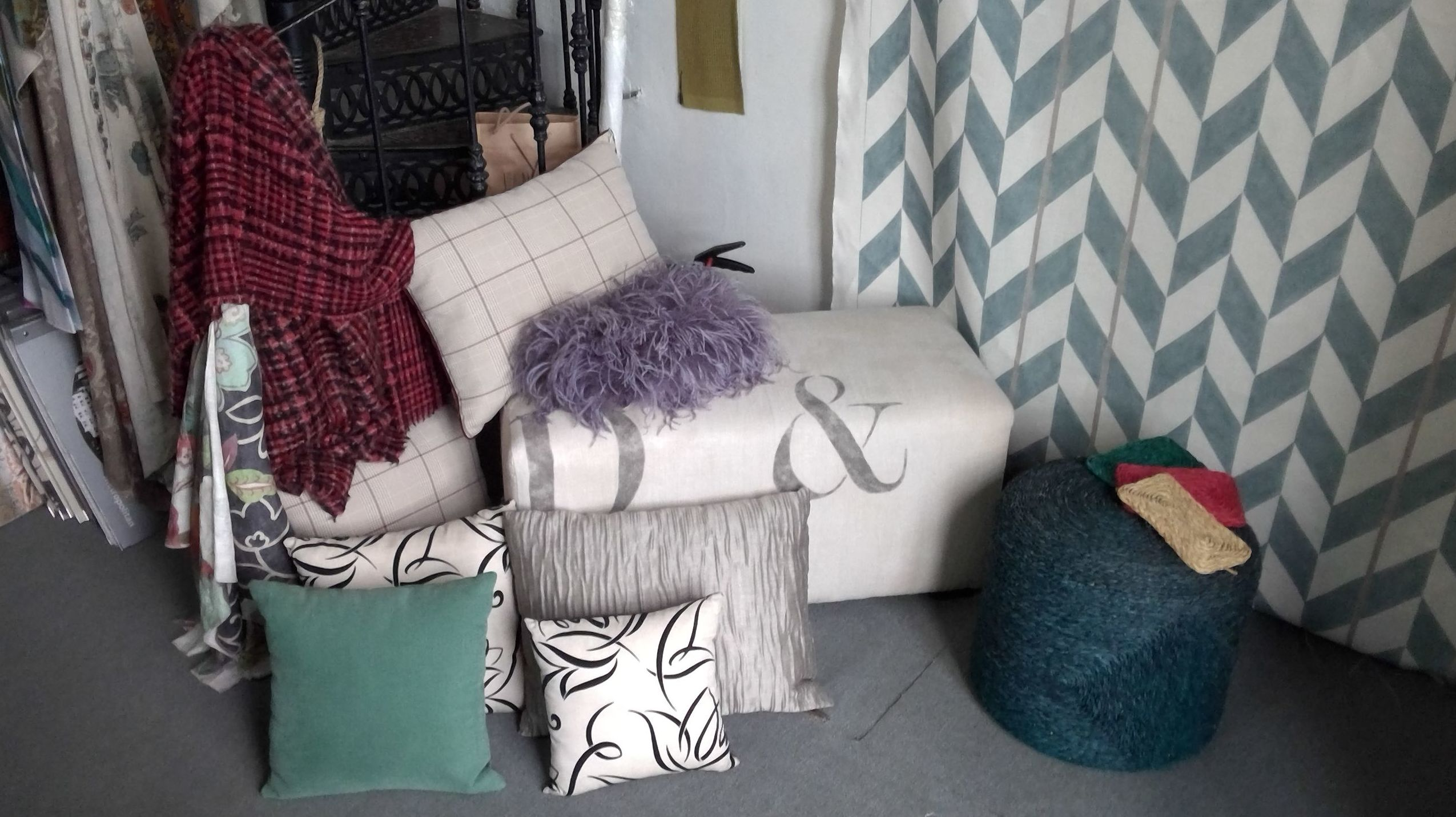 Foto 27 de Decoración textil en Madrid | Diseño Textil