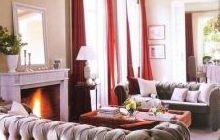 Tapicería para sofás y cortinas