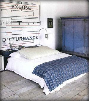Colchas en Diseño Textil, Madrid
