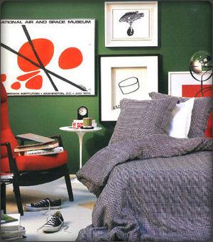 Diseño Textil. Ropa de cama