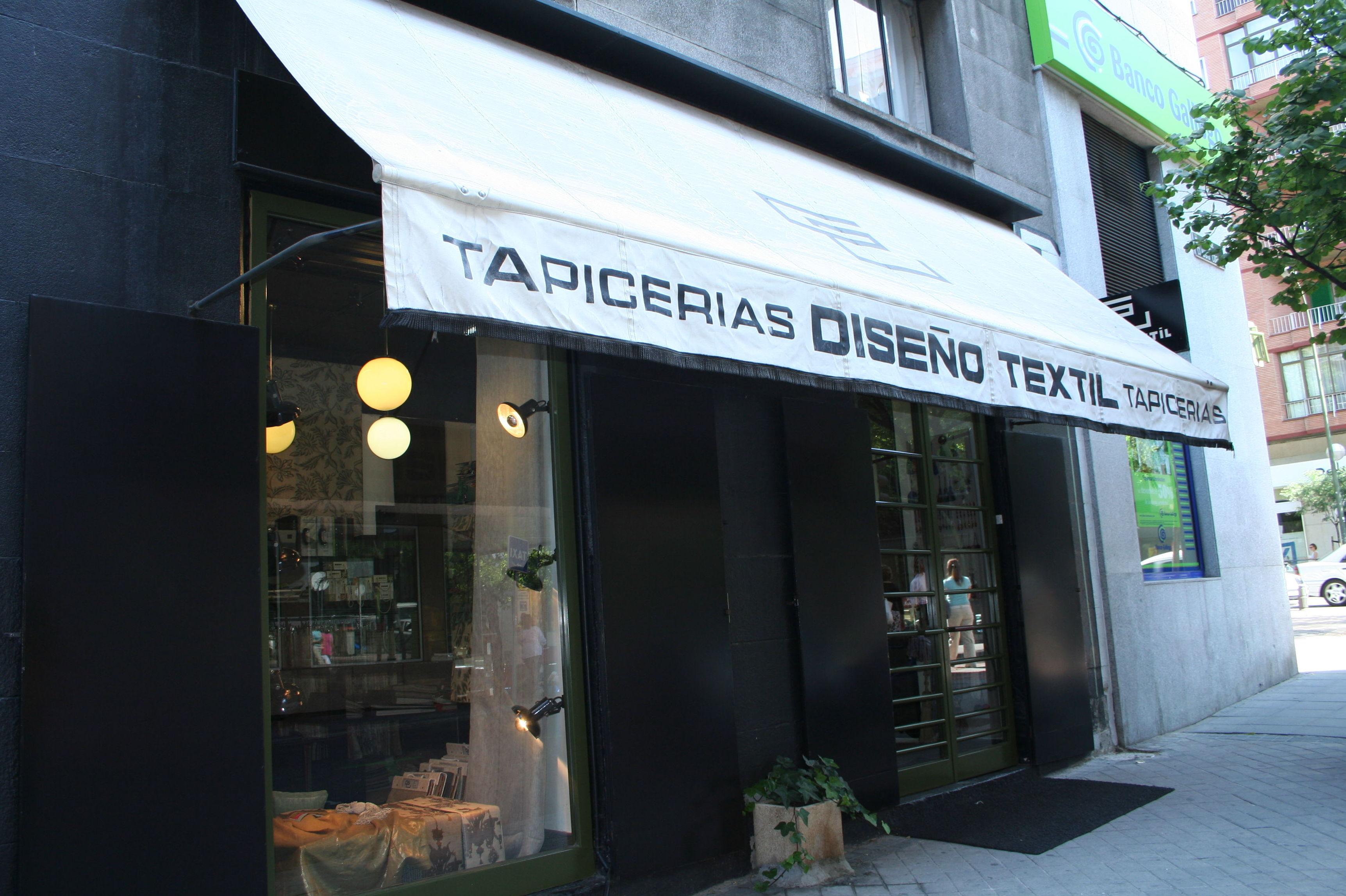 Tapicerías en el Barrio de Salamanca