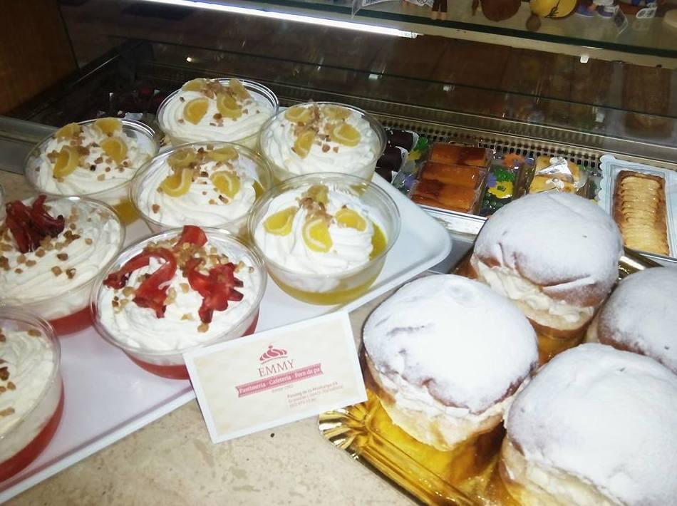 Foto 87 de Pastelerías en Granollers | EMMY Pastelería - Cafetería - Panaderia