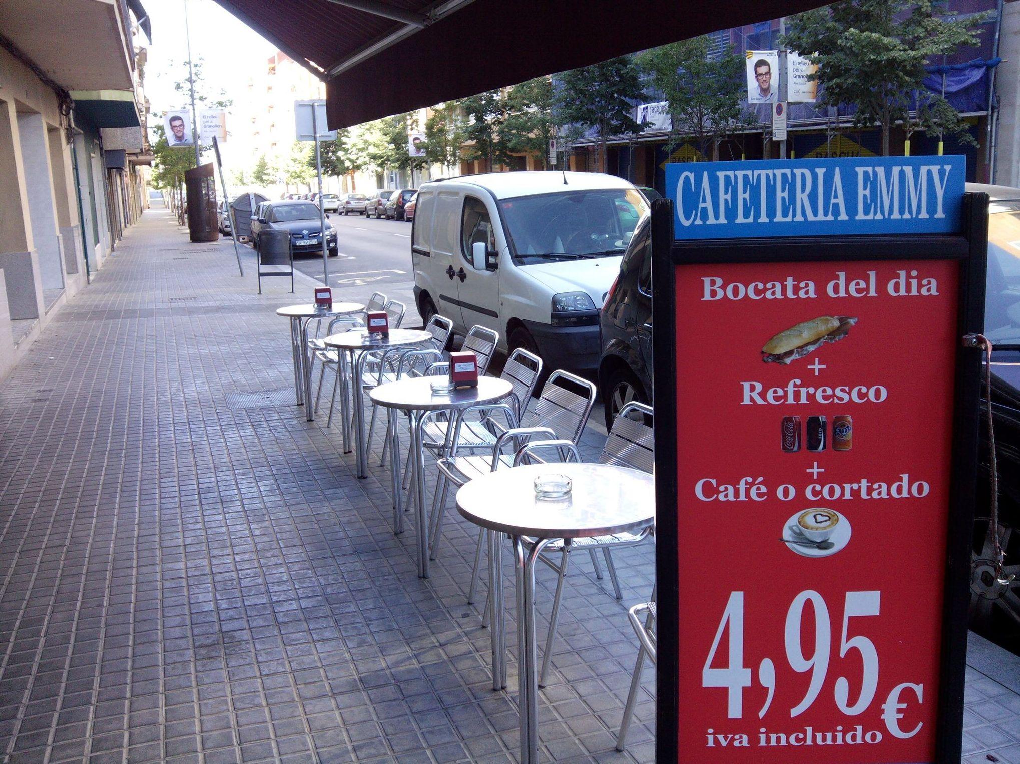 Foto 51 de Pastelerías en Granollers | EMMY Pastelería - Cafetería - Panaderia