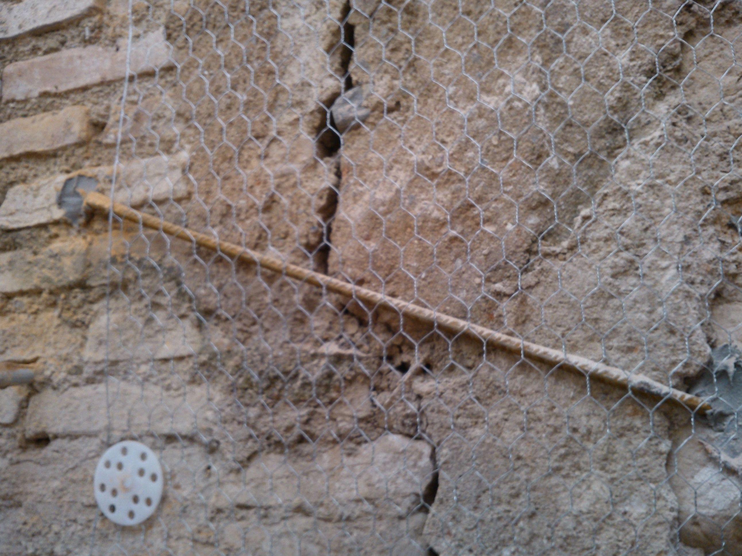 Obras de rehabilitación de fachadas