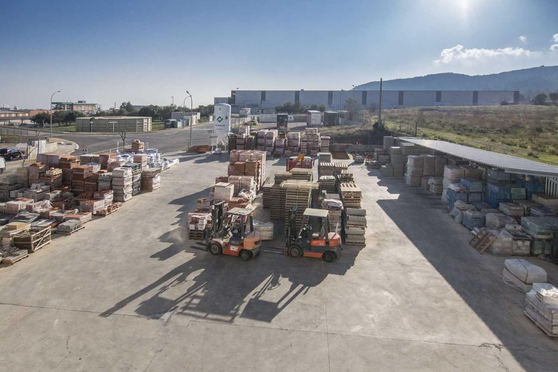Empresa de materiales en Tarragona