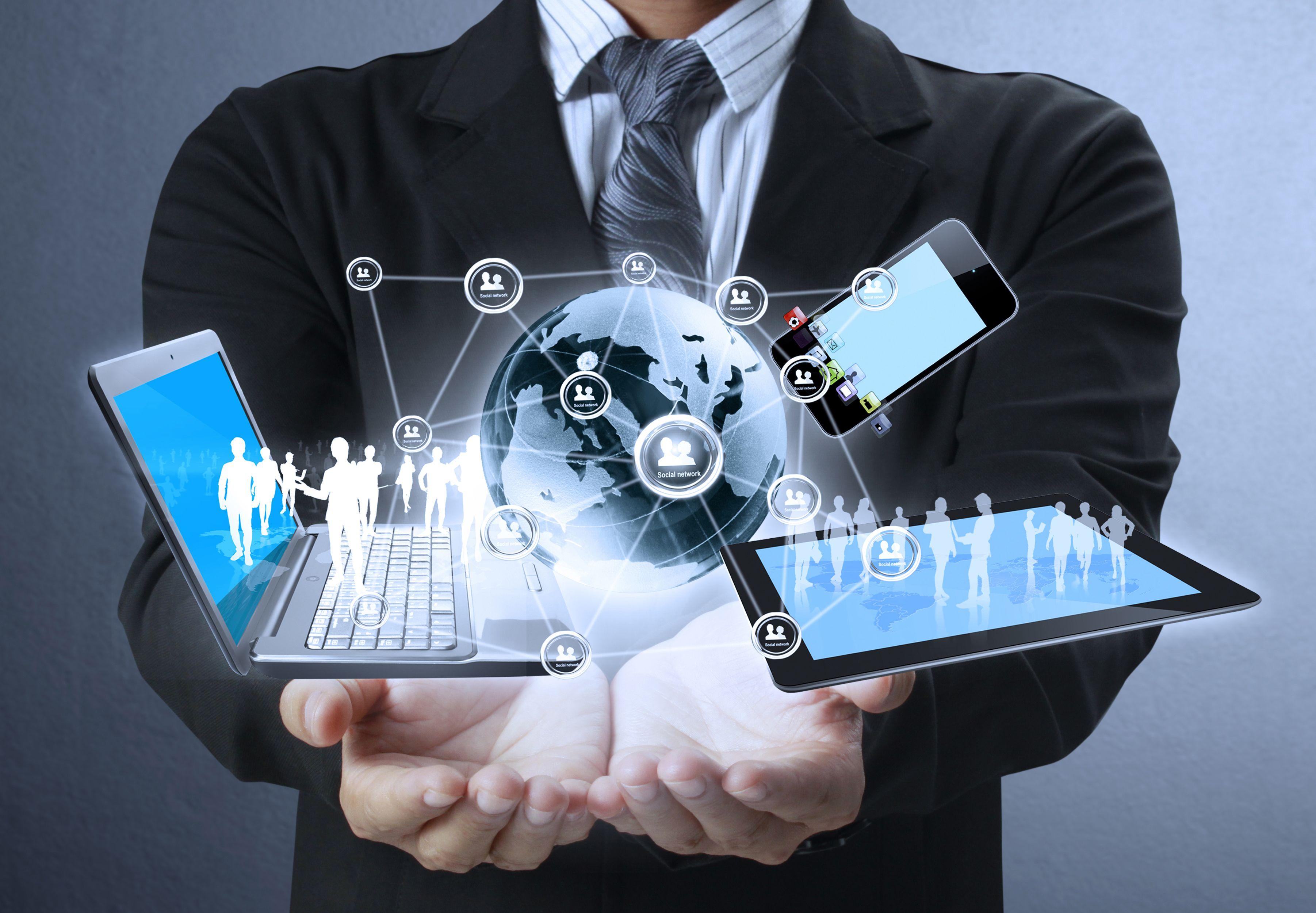 Servicios informáticos: Servicios de Servidroid