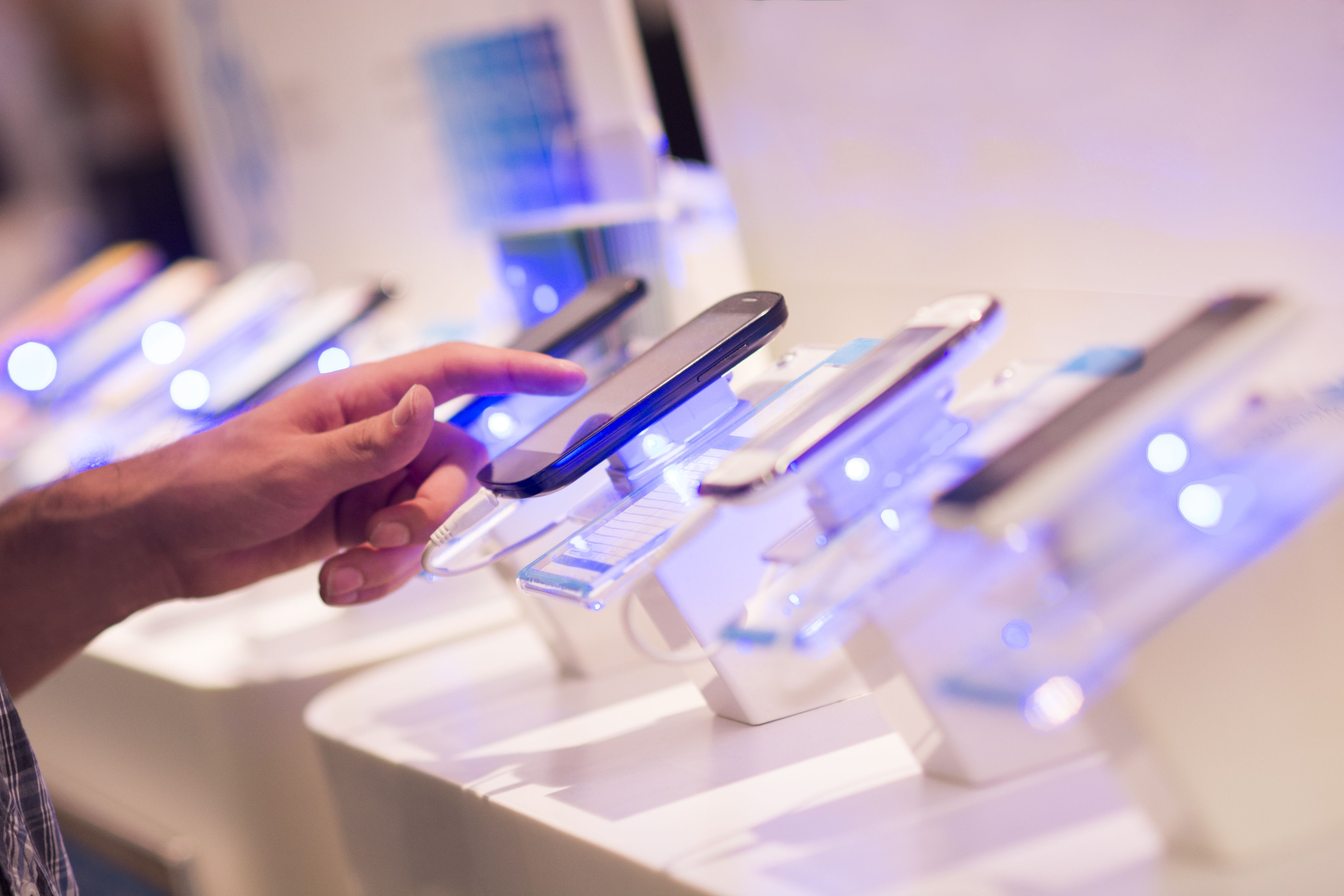 Venta Iphone y Xiaomi: Servicios de Servidroid