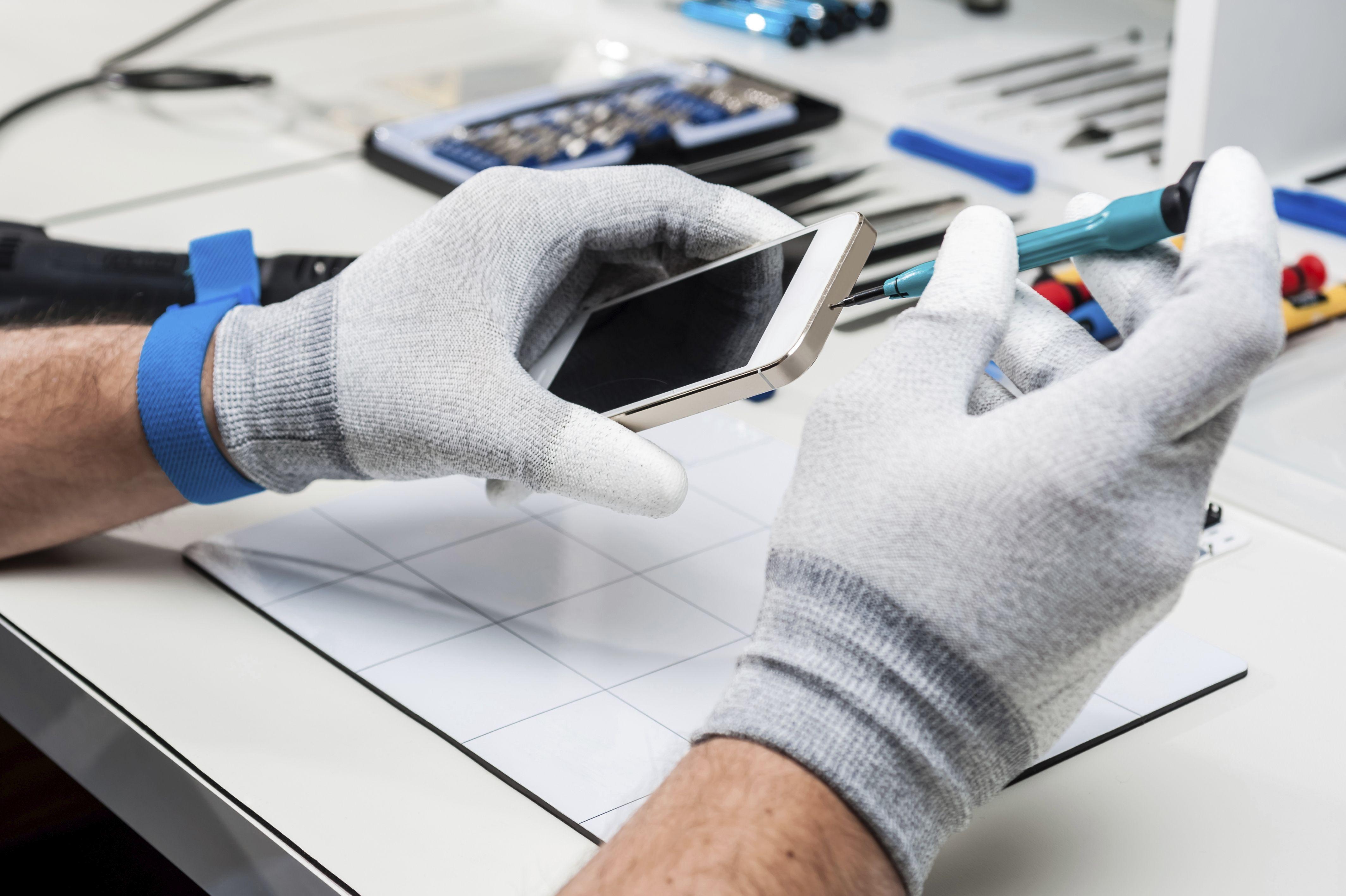 Reparación de teléfono: Servicios de Servidroid