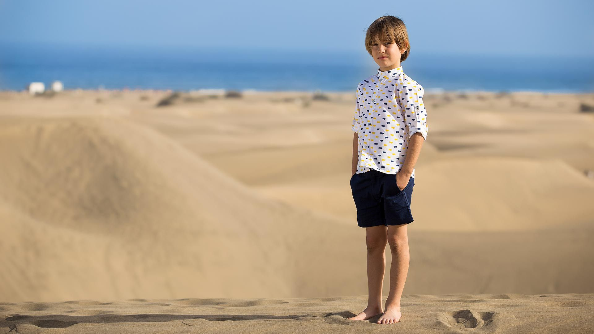 Moda para niños de las principales marcas Ames