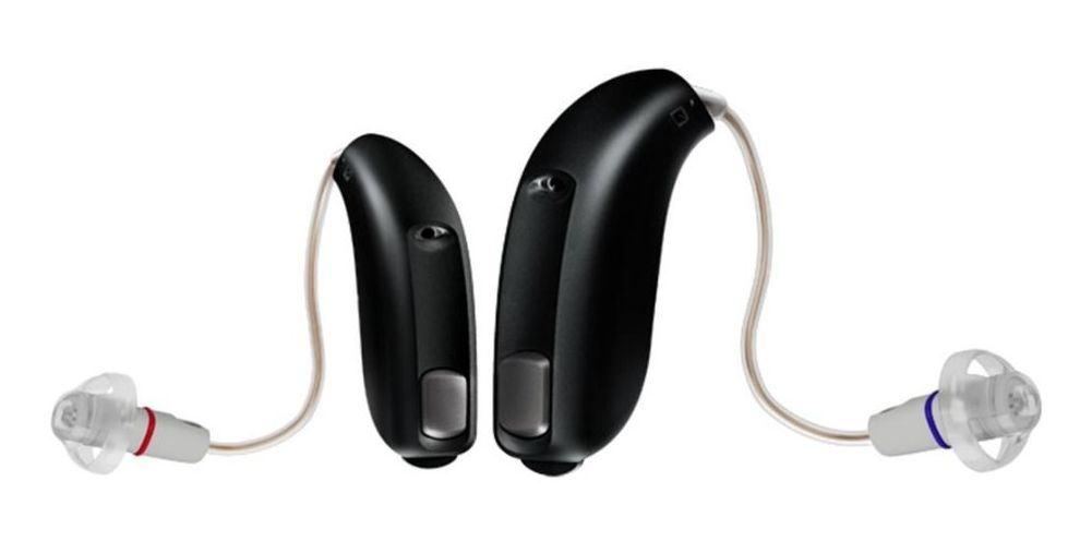 Audífonos miniRITE (auricular en el oído): Productos    de Audítus