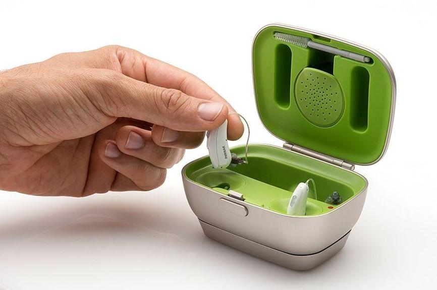 audífonos recargables Phonak: Productos    de Audítus