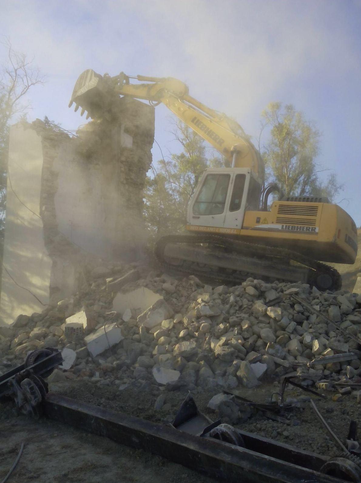 Foto 12 de Excavaciones en Navas de Tolosa | Francisco del Amo e Hijos