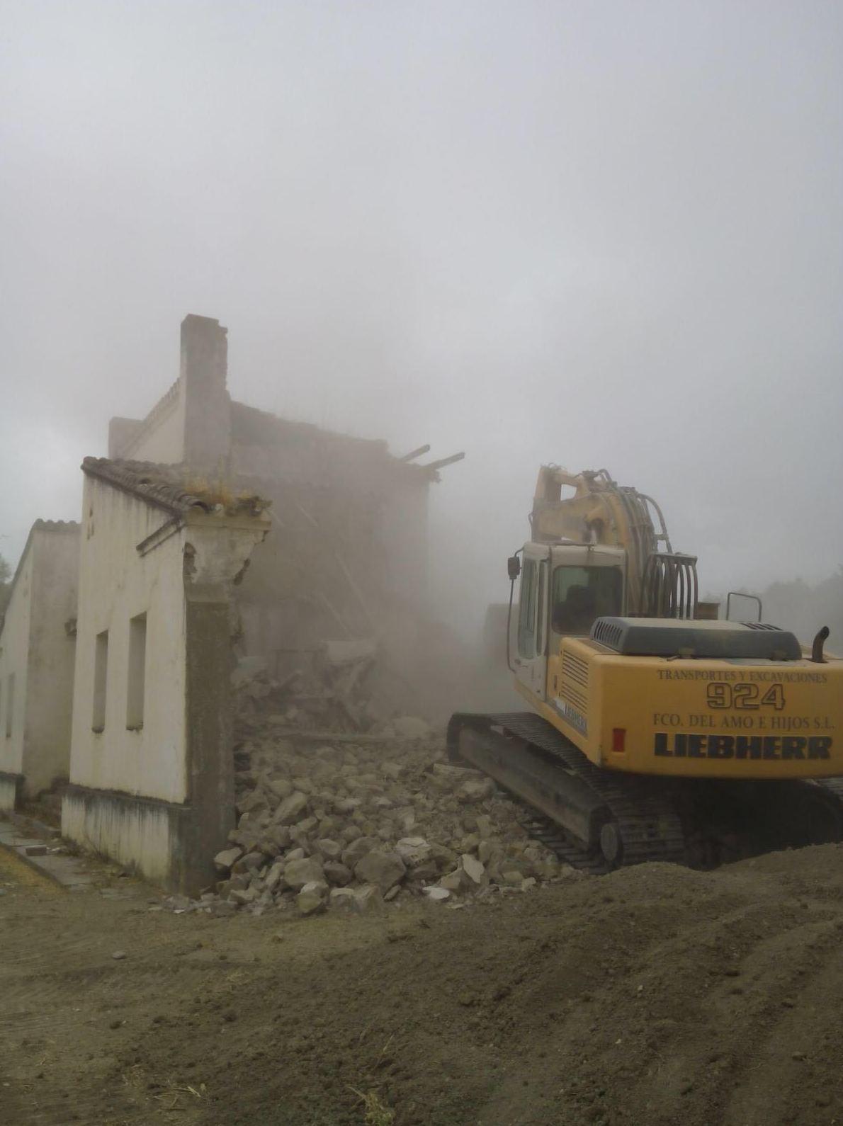 Foto 14 de Excavaciones en Navas de Tolosa | Francisco del Amo e Hijos