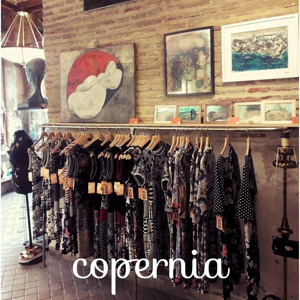 Tienda de ropa Copernia