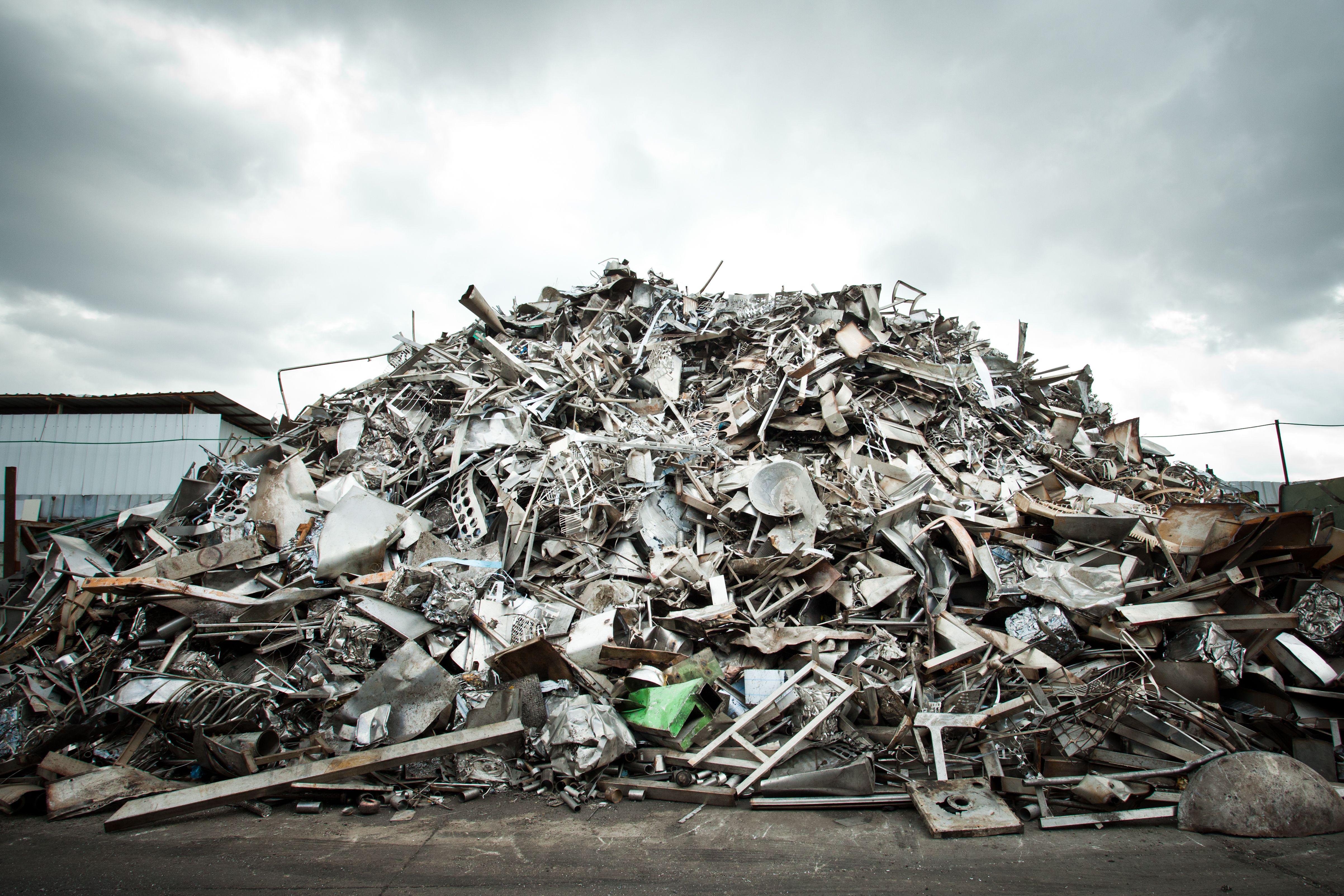 Chatarra: Servicios y Metales de Hierros y Metales Pallardó