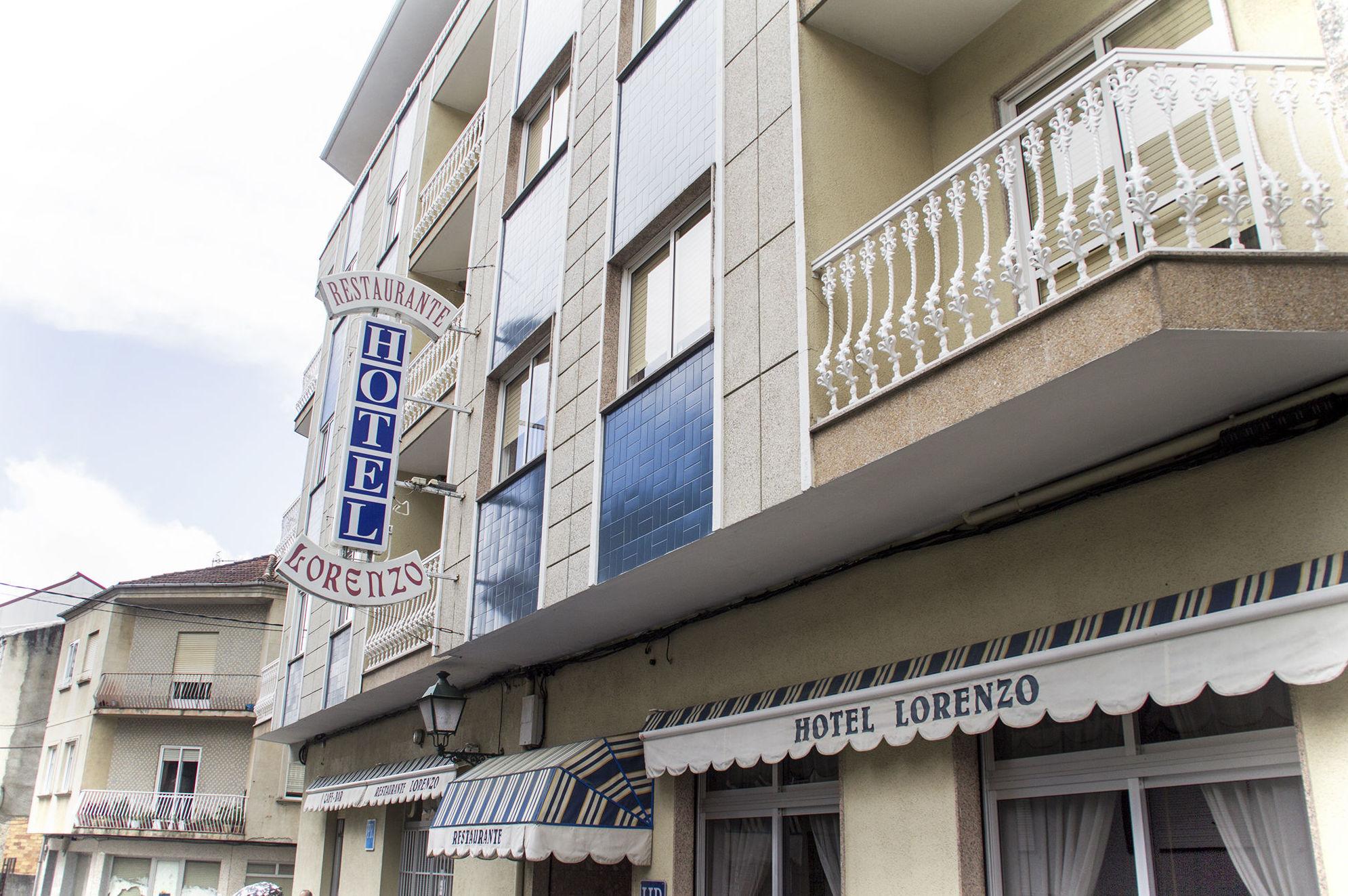 Hotel Lorenzo en O Carballiño, Ourense